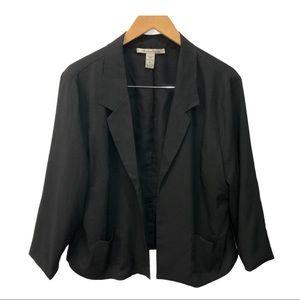 American Rag Cie black blazer jacket